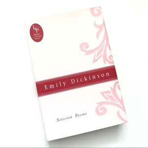 Emily Dickinson - Selected Poems   Hardcover